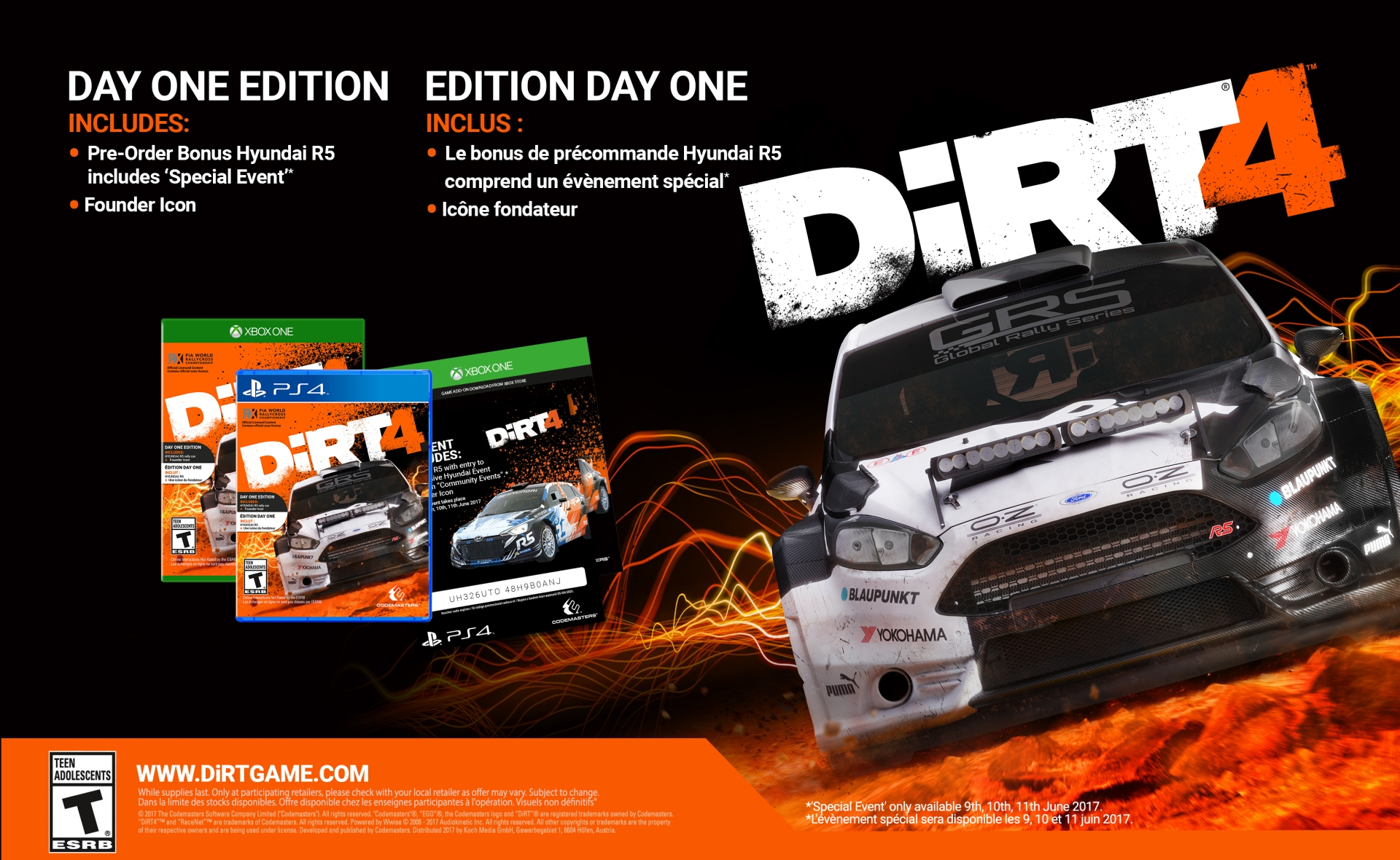 Dirt 4 Review – Όλα όσα πρέπει να ξέρετε για το καλύτερο Racing Game