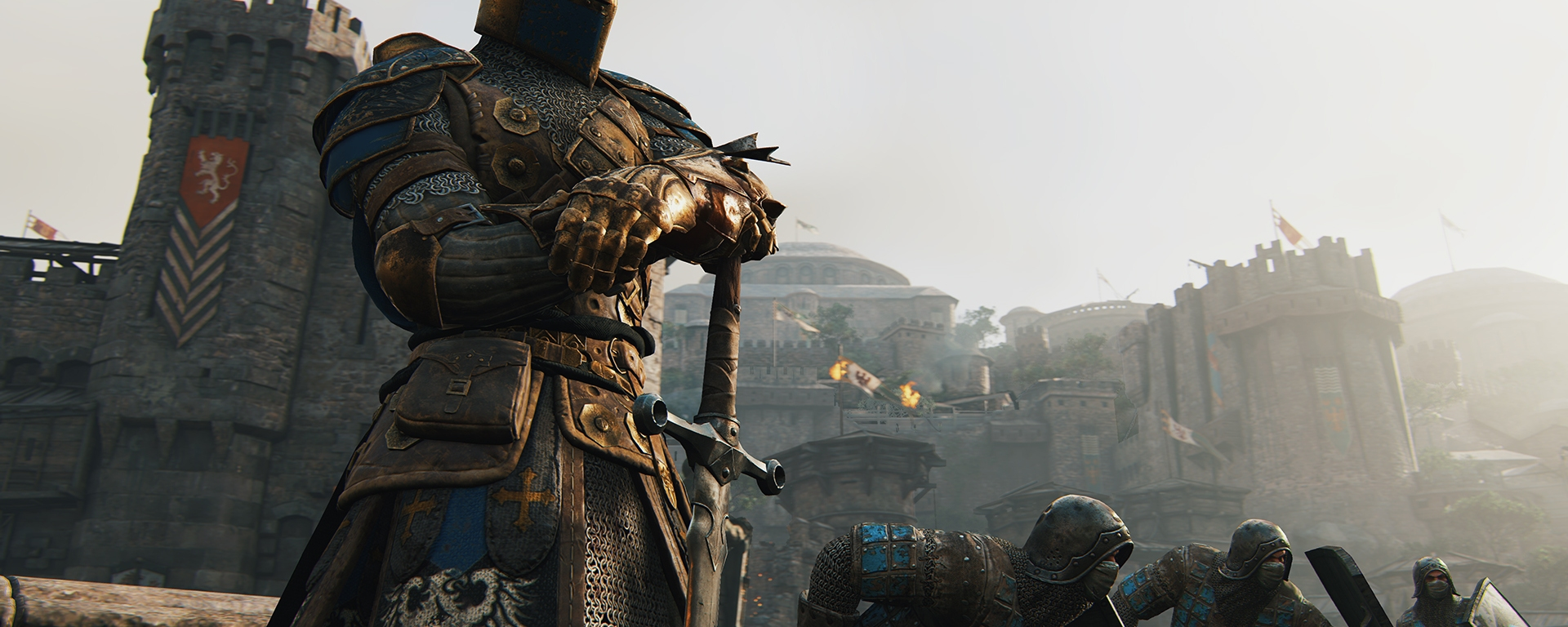 For Honor Review κυκλοφορεί για PS4, Xbox One, PC